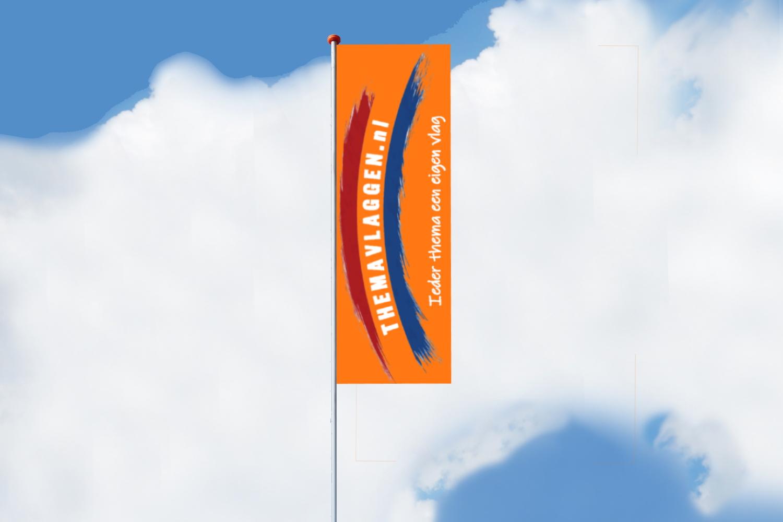 Themavlaggen mastvlag verticaal
