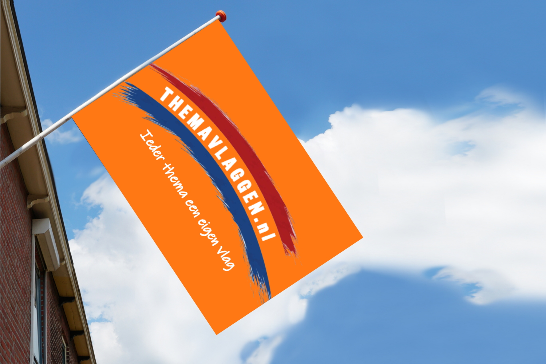 Themavlaggen gevelvlag