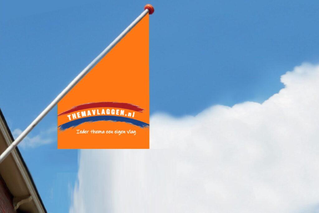Themavlaggen kioskvlag breed