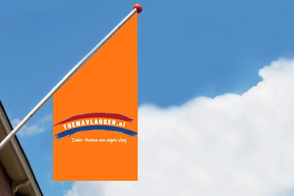 Themavlaggen kioskvlag smal