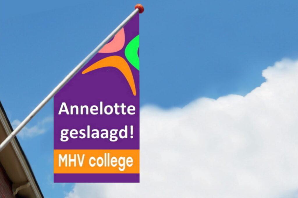 Themavlag examenvlag kioskvlag Annelotte